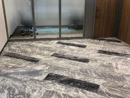 東京都港区のNo.1オフィスデザインのオフィス移転 大理石模様