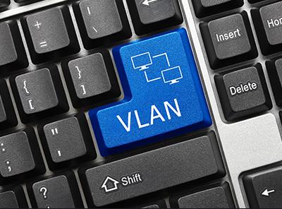 ネットワーク設定:VLAN(仮想LAN)