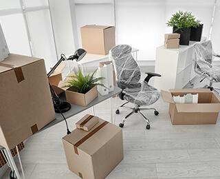 東京都港区のオフィス移転 施工実施