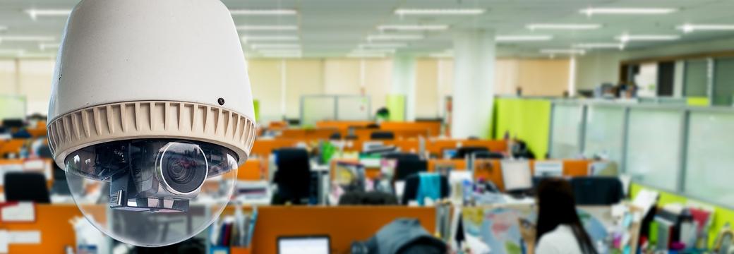 オフィスに最適な防犯カメラの設置場所は?設置のメリットや注意点は?