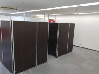 千葉県千葉市 オフィス家具 設置工事