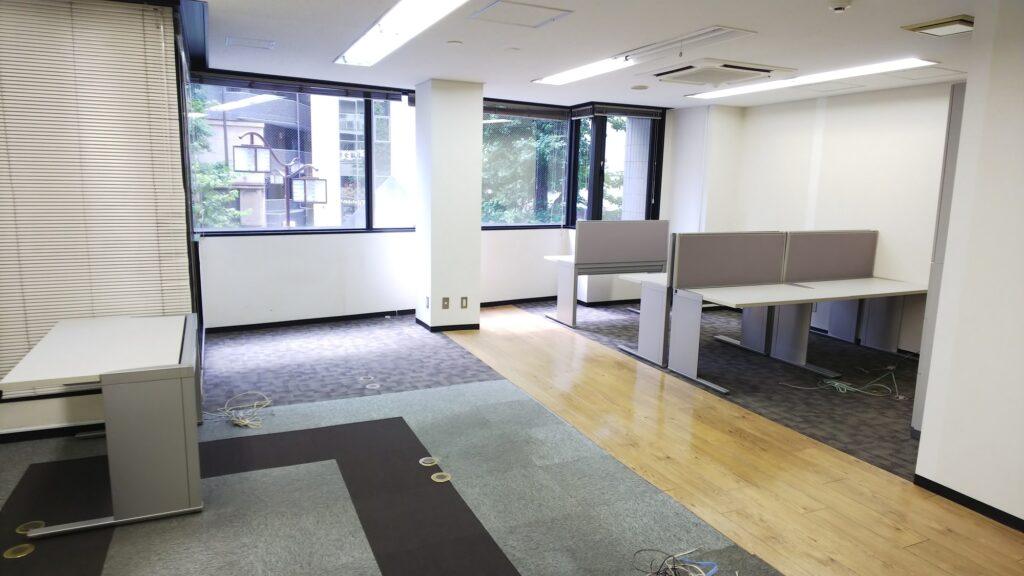 東京都文京区 オフィス工事 ネットワーク配線工事