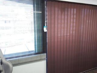 東京都渋谷区 オフィス移転 ブラインド工事