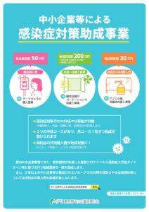 パーテーション工事(補助金・助成金)