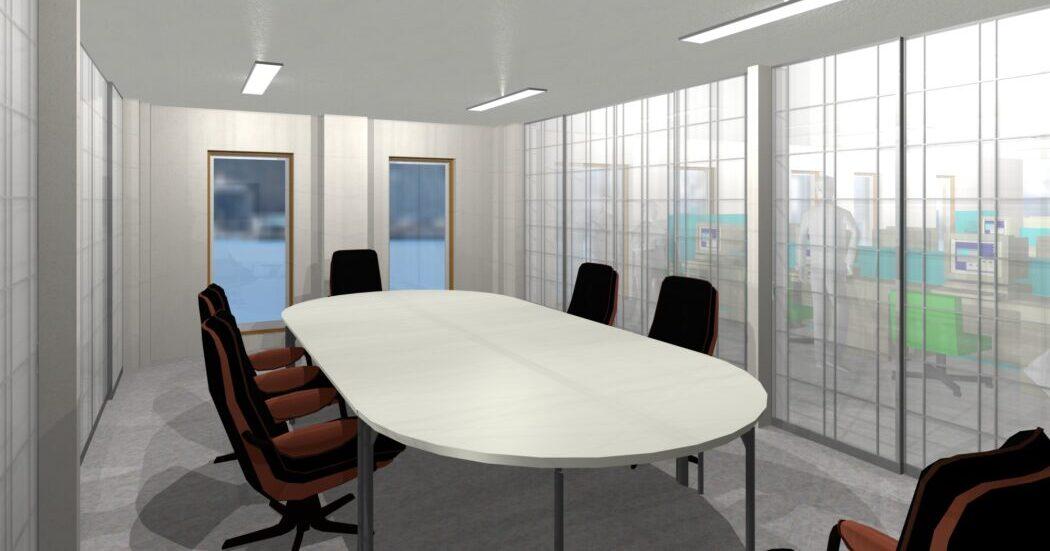 事務所に間仕切りで別室を作るには?方法やメリット・デメリットを紹介