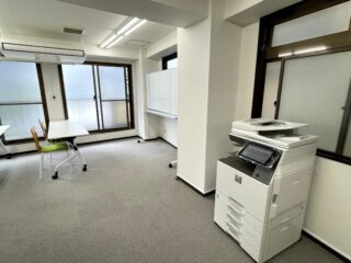 東京都墨田区 オフィス家具 ネットワーク工事
