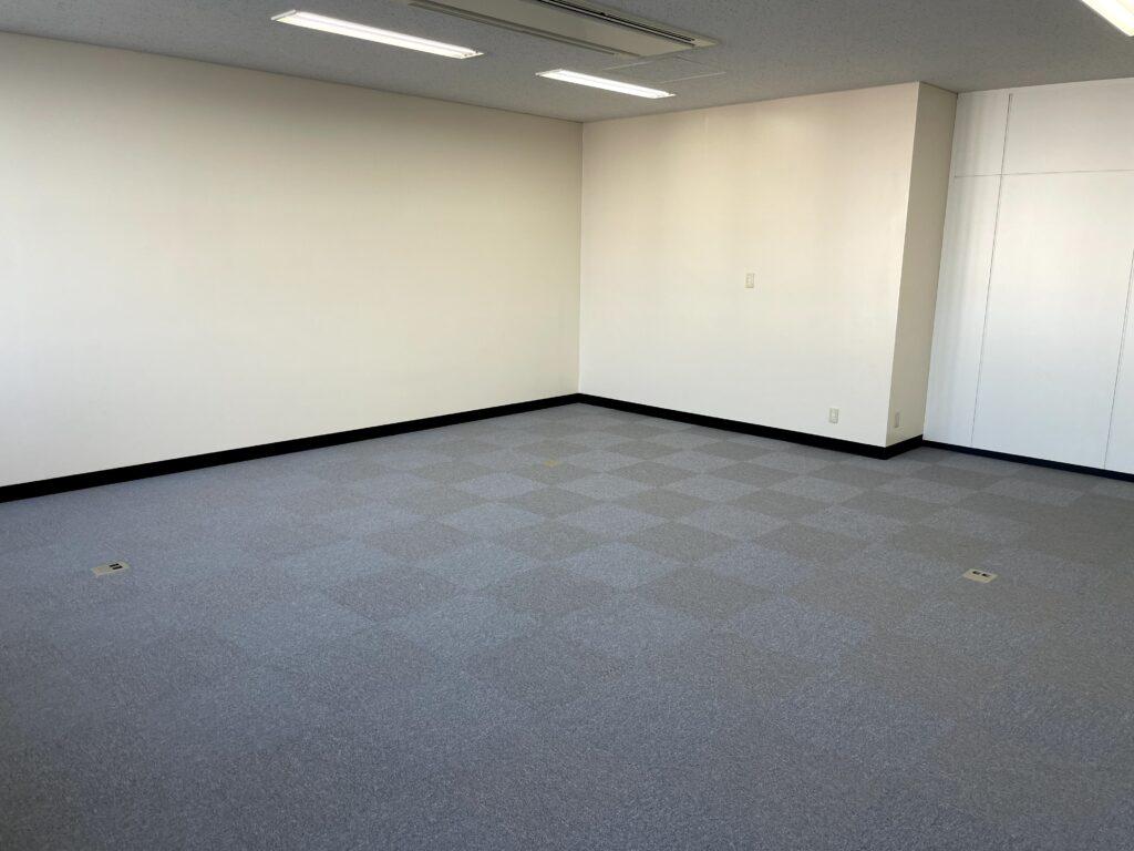 東京都江東区 パーテーション工事